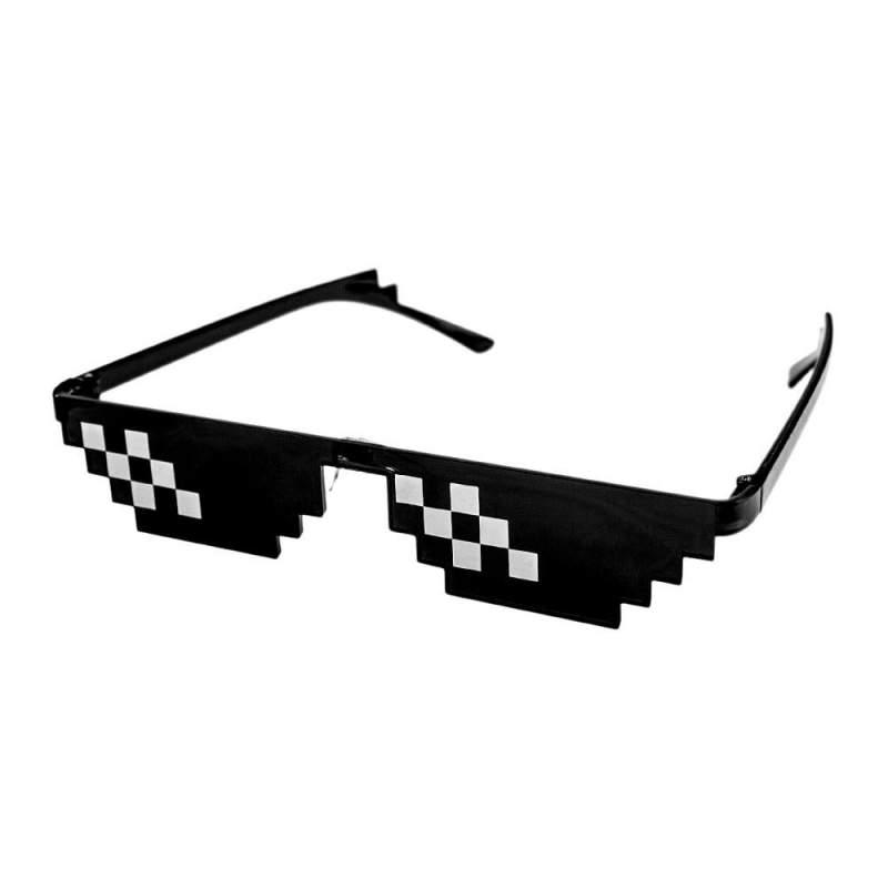 Pixelglasögon, 2 streck
